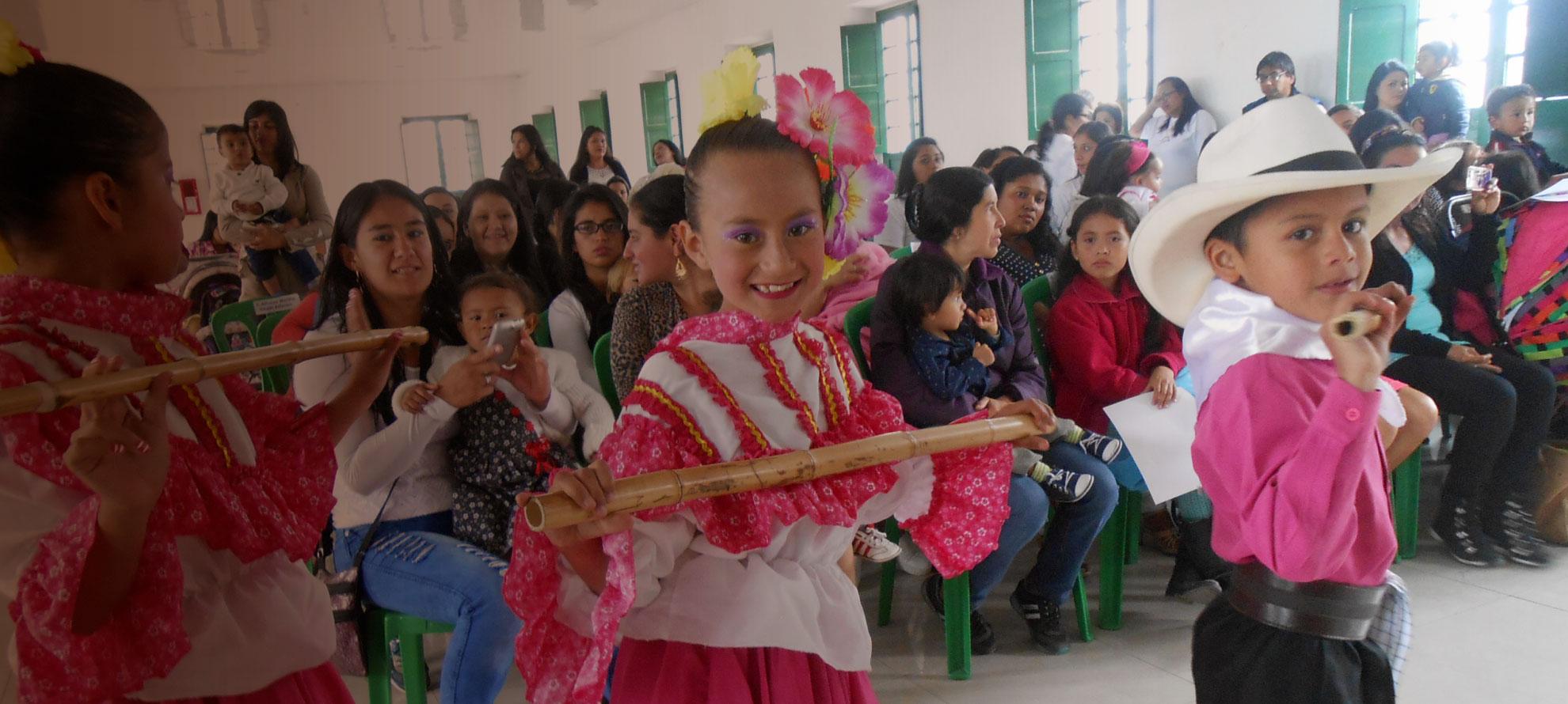 Cultivando Semillas Fundación La Cruz