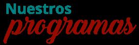 Título Programas Fundación La Cruz